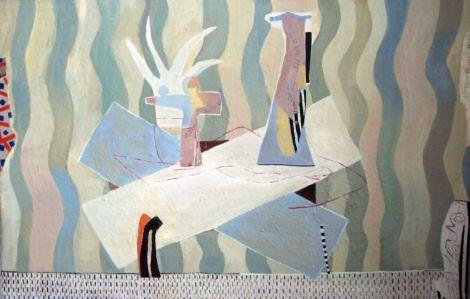 le vent nous portera, Öl auf Leinwand, oil on canvas, 160 cm x 100 cm, 2012